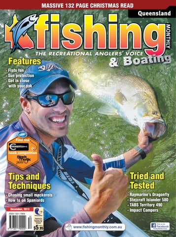 c50ed826d3 Queensland Fishing Monthly - December 2013 by Fishing Monthly - issuu