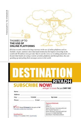 Saudi arabia by destination magazine ksa issuu page 10 publicscrutiny Images