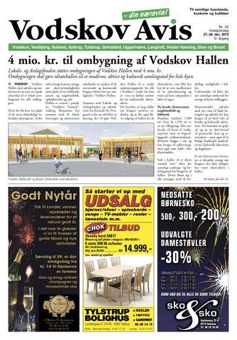 82da46f1 Vodskov avis nr 52 2013 by Vodskov Avis - issuu