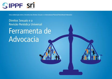 Ferramenta De Advocacia Universal Periodic Review Toolkit