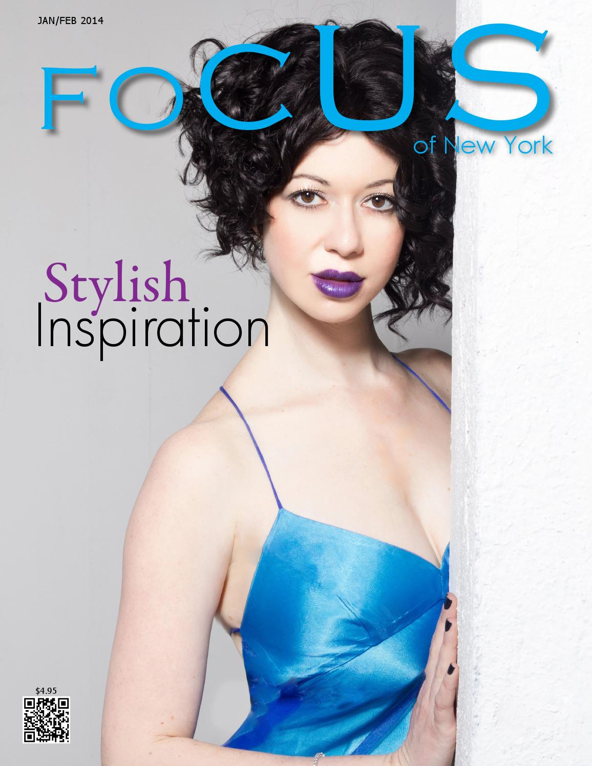 Focus Of New York Stylish Inspiration By Magazine Softlens Diva Queen One Layer With Clear Vision Issuu