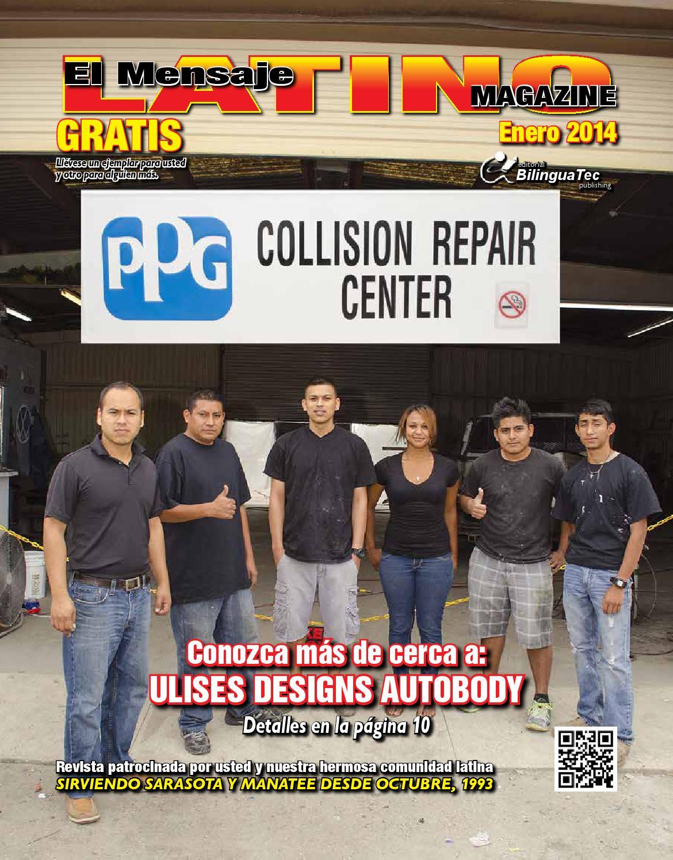 Enero 2014 by El Mensaje Latino - issuu