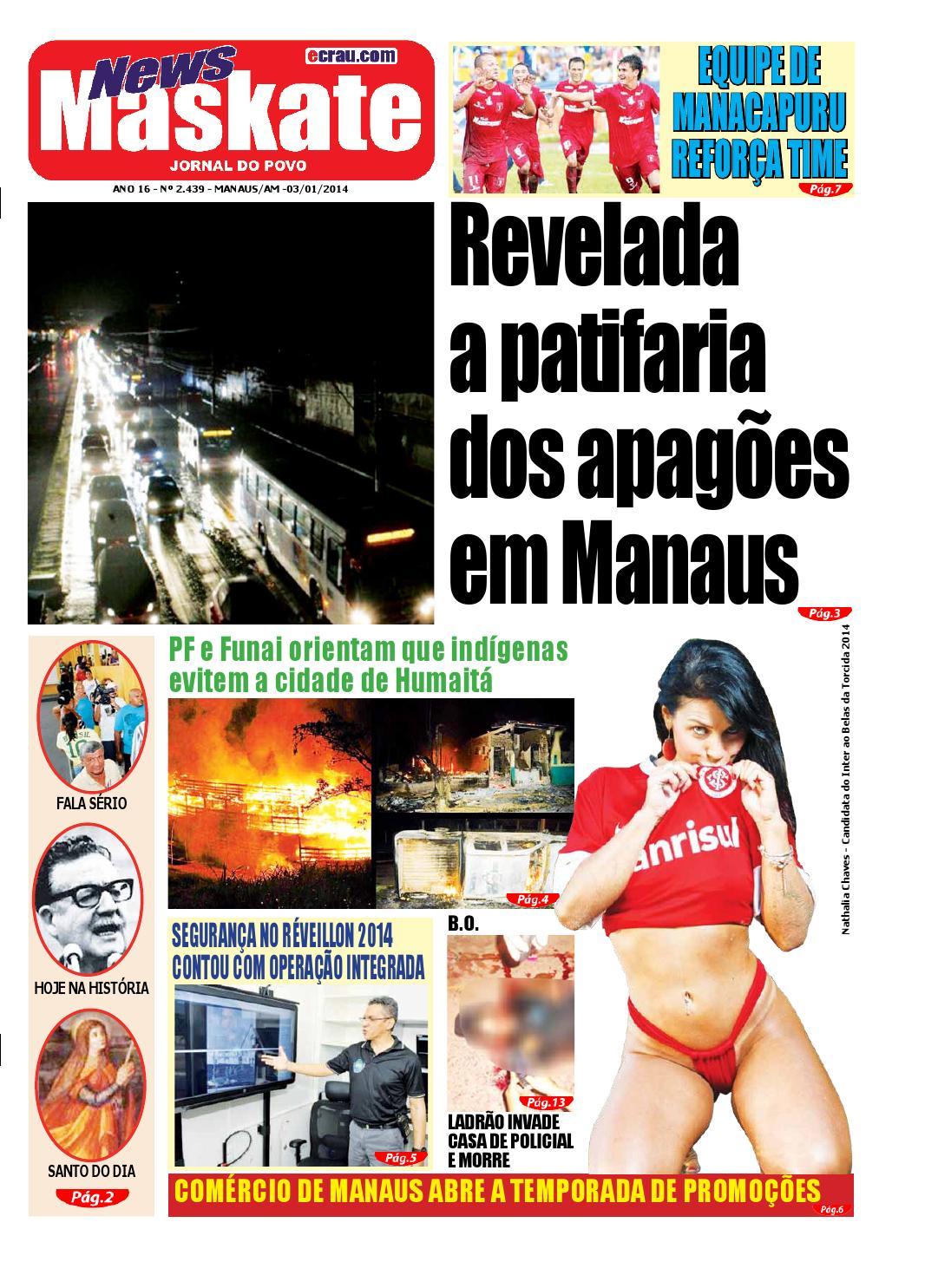 0d7bd63d4 Edição 2439 by Jornal Maskate - issuu