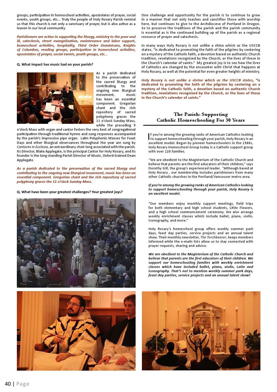 Vol6 Special Priests Issue by Regina Magazine - issuu