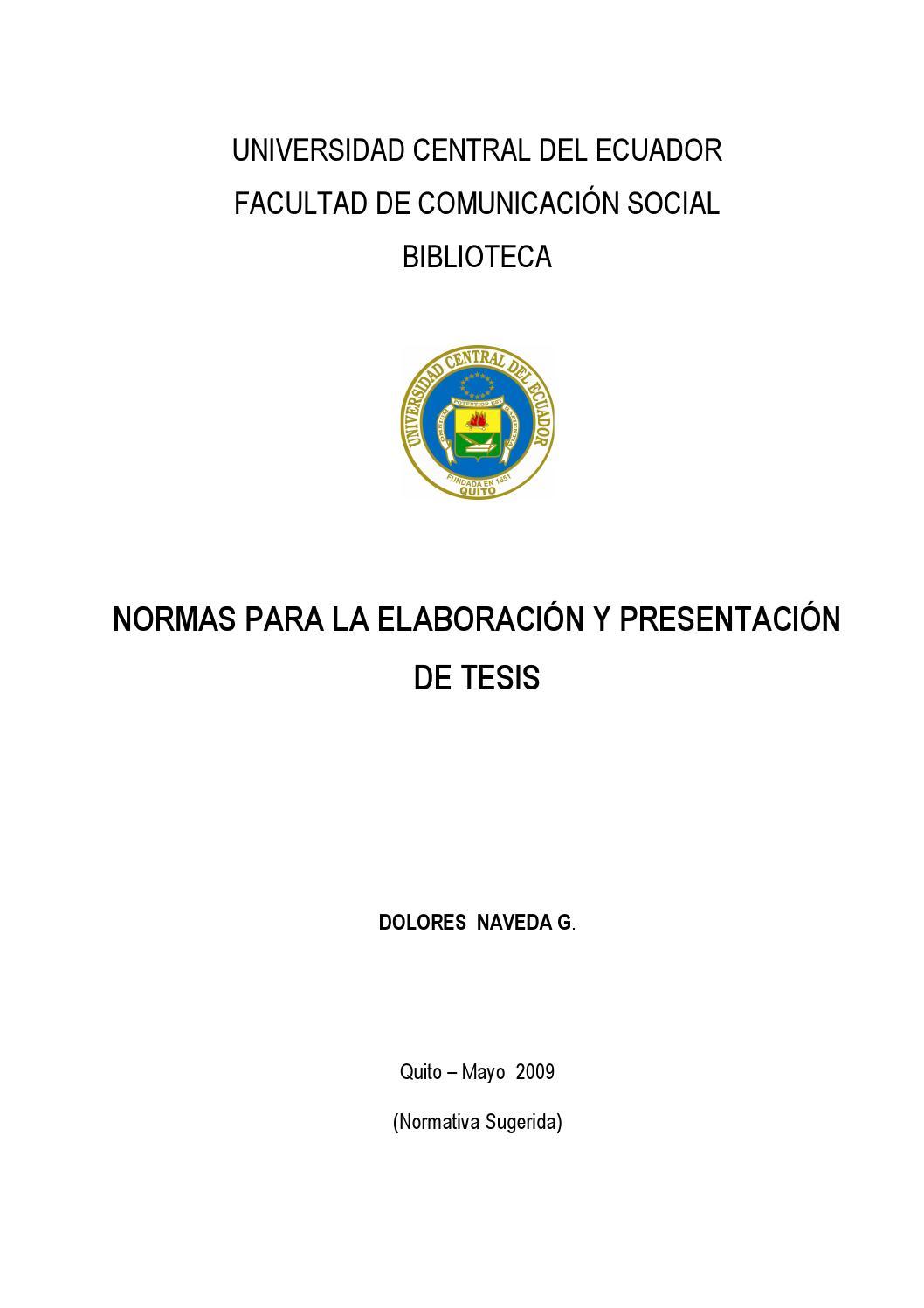Protocolo de tesis como se hace una tesis (4) 2 by Facultad ...