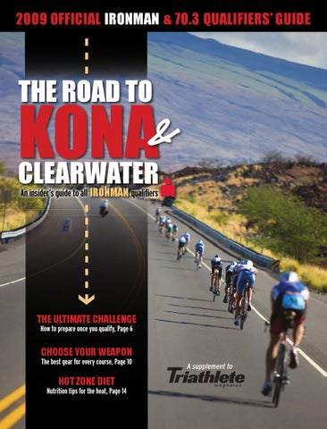 2009 triathlete the road to kona by alejandro pieiro issuu page 1 fandeluxe Images