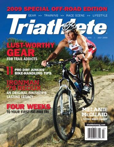 2009-07 Triathlete