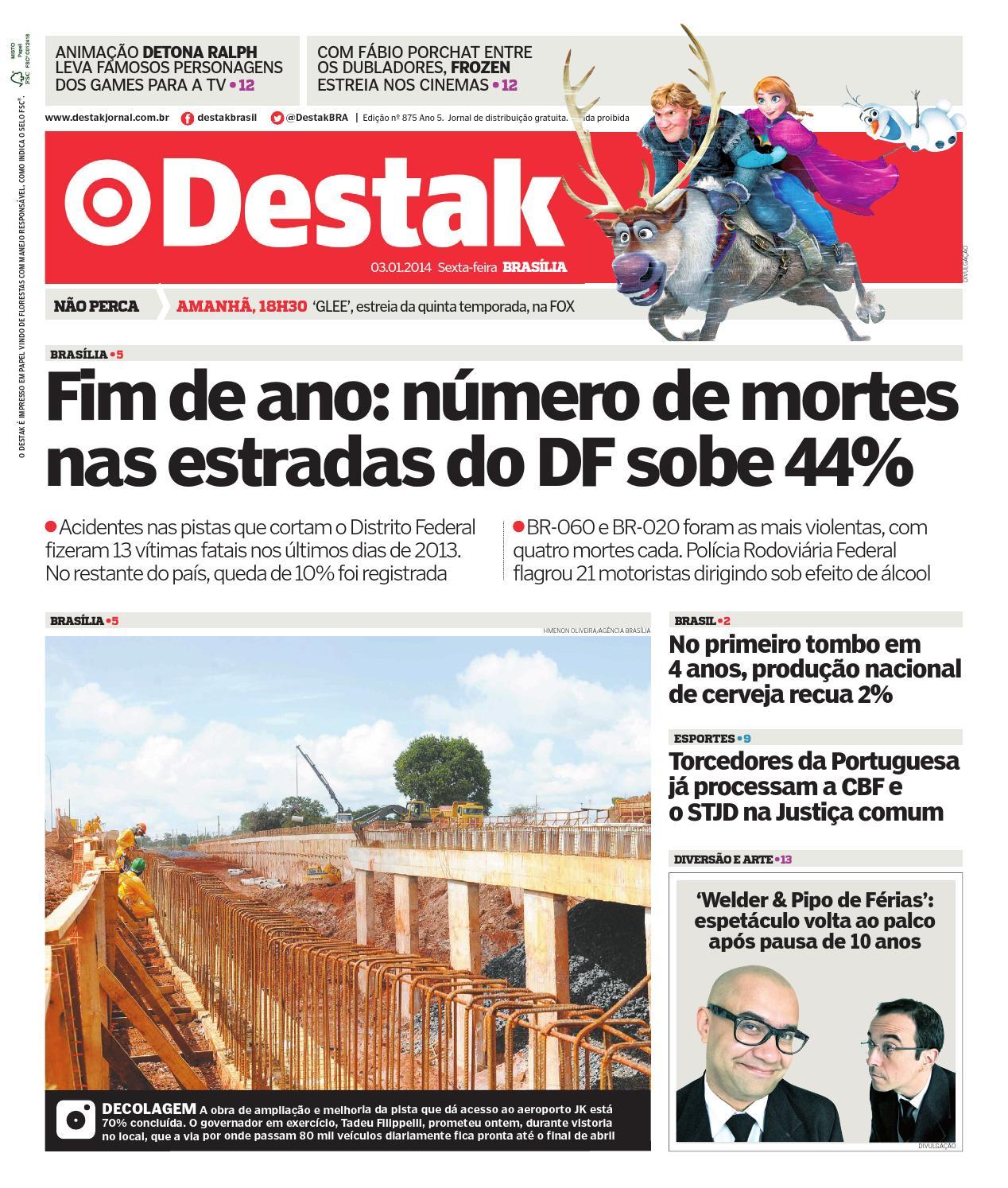 16bee2d14c Brasília - 875 by Destak Jornal - issuu