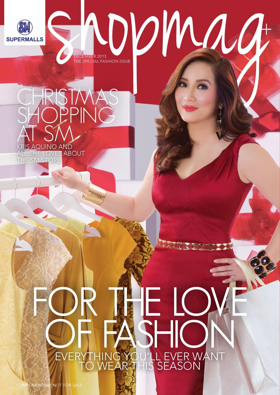 Special Fashion Sm 2013The December Shopmag Issue I7yfgbY6v