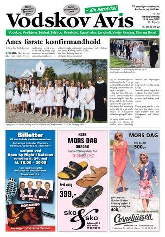 a402ff6f321 Vodskov avis nr 19 2012 by Vodskov Avis - issuu