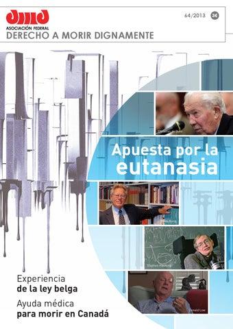 Revista 64 by Asociación Derecho a Morir Dignamente - issuu 65db4b18bf34