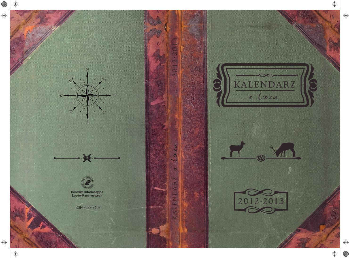 80d217df5be05 Kalendarz z lasu 2012/2013 by Lasy Państwowe - issuu