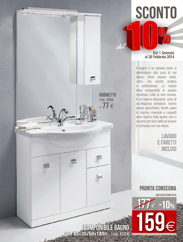 Bagno Mondo Convenienza. Mobile Bagno Mondo Convenienza Misure ... : mondo convenienza specchi bagno : Design