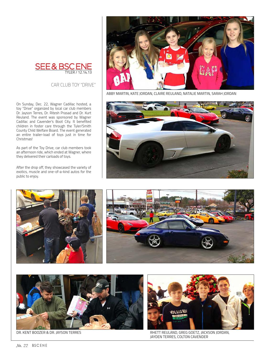 BSCENE Magazine - JANUARY 2014 Issue by BSCENE Magazine - issuu