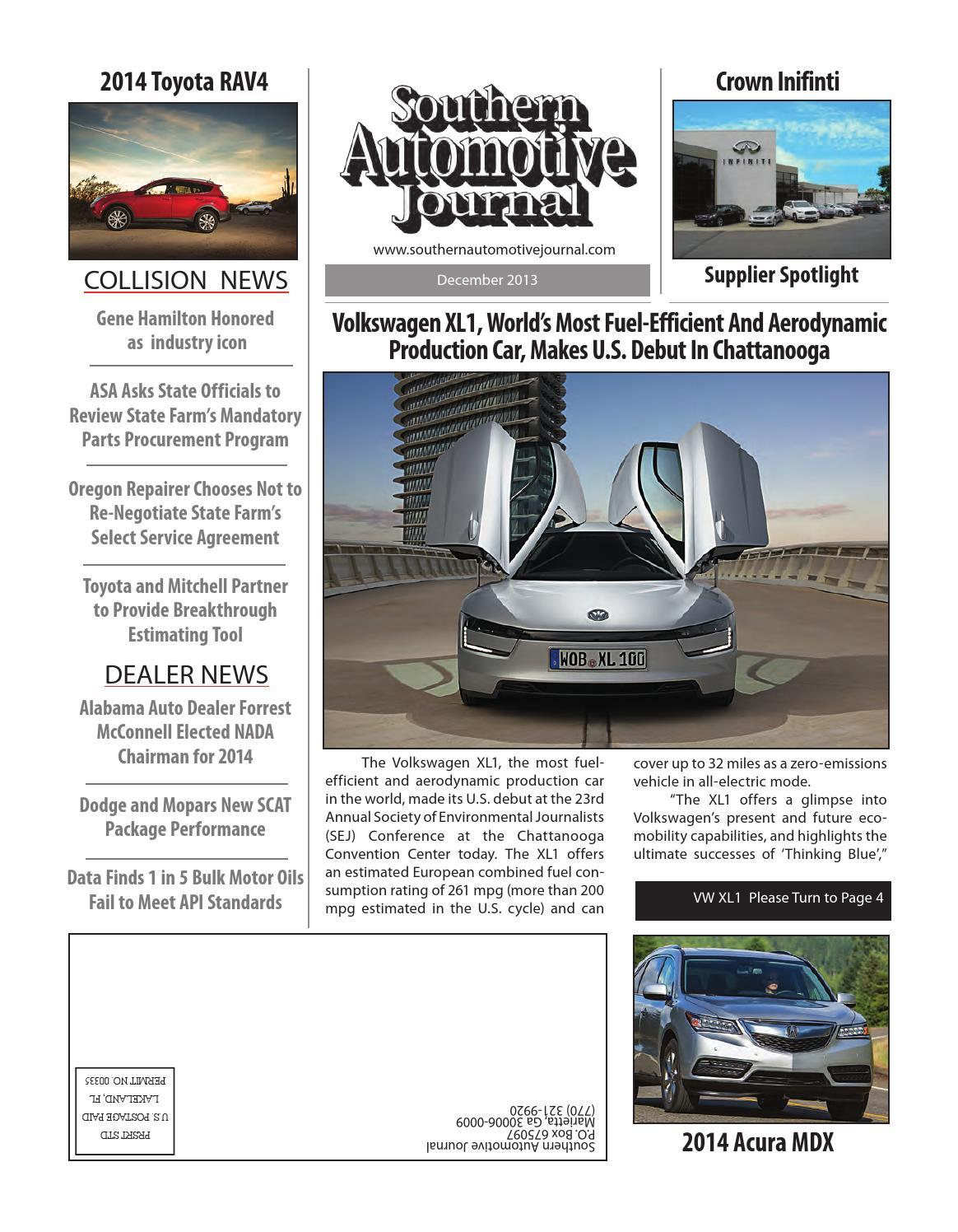 Southern Automotive Journal By Southern Automotive Journal Issuu