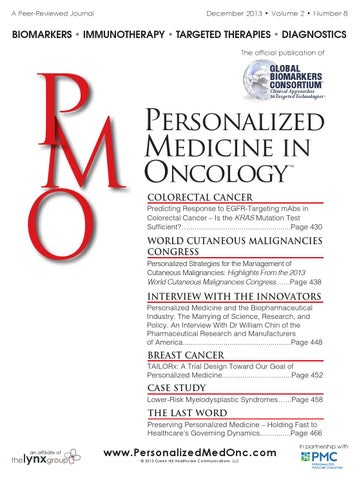 Pmo December 2013 By The Oncology Nurse Issuu