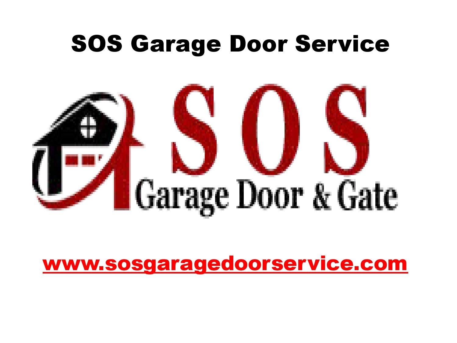 Garage Door And Electric Gate Repair Services In California By Sos