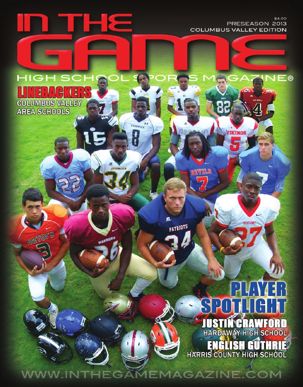 Harris County High School Football