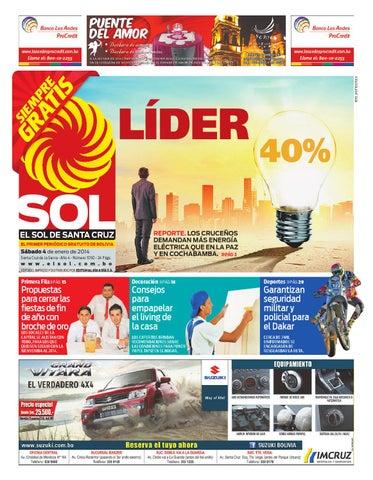 LÍDER EN CONSUMO EL PRIMER PERIÓDICO GRATUITO DE BOLIVIA 645374a01c6f