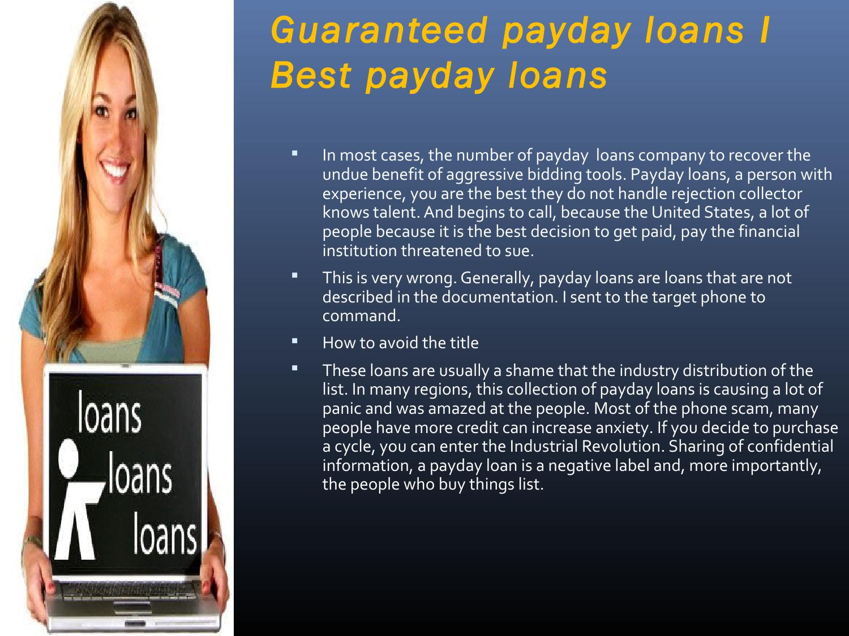 Mac development payday loan image 7