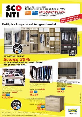 Ikea Porta Di Roma Sconti Gennaio14 427 Def By Catalogofree Issuu