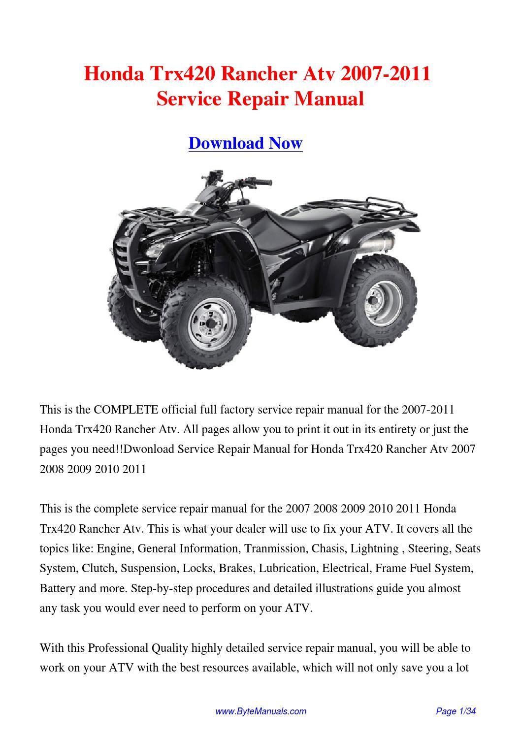 honda bf 30 service manual pdf