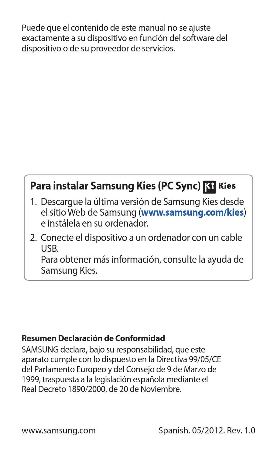 Samsung Galaxy S3 GT-i9300 Manual de usuario by Javier Lopez - issuu