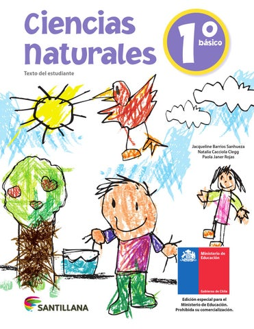 Ciencias Naturales 1º Básico, primaria. by Sandra Nowotny - issuu