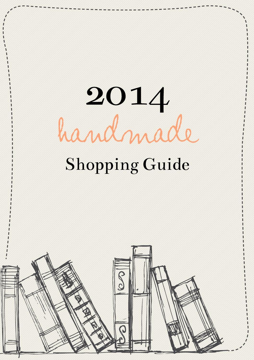 2014 handmade shopping guide by bespoke issuu