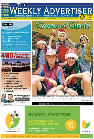 add3174555703a The Weekly Advertiser - Wednesday, December 4, 2013 by The Weekly ...