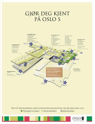 oslo s kart Lav oslos magasin nr1 2014 by Oktan   issuu oslo s kart