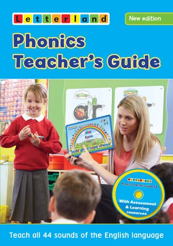 Phonics teachers guide by letterland issuu new edition fandeluxe Choice Image