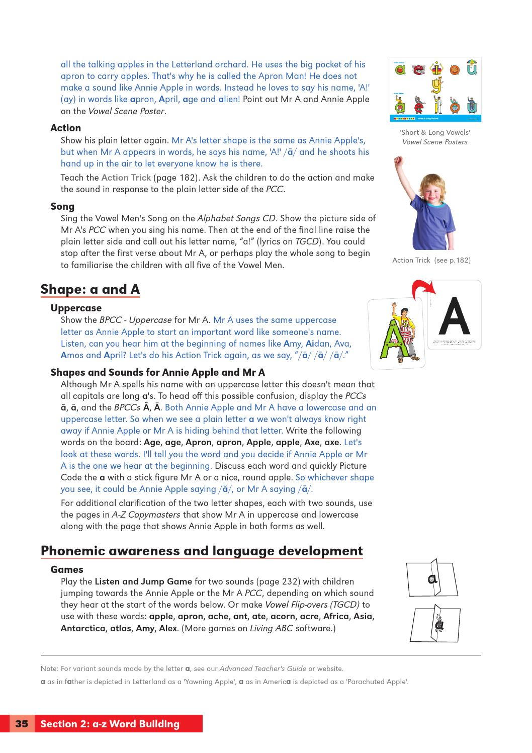 Phonics Teacher s Guide by Letterland issuu