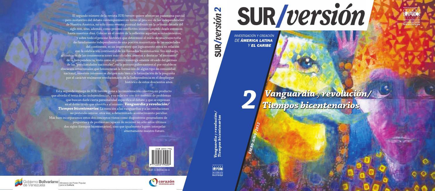 SUR/versión 2 by S/v Celarg - issuu