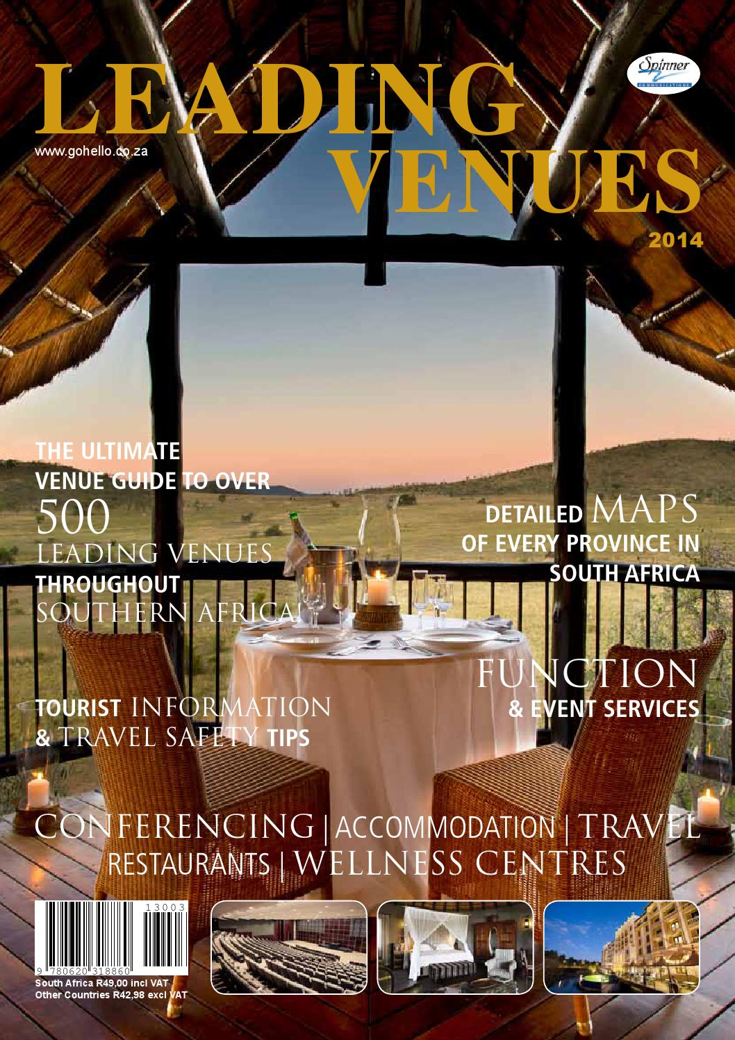 63a21a13d693 Leading Venues 2014 by SpinnerCom Media - issuu
