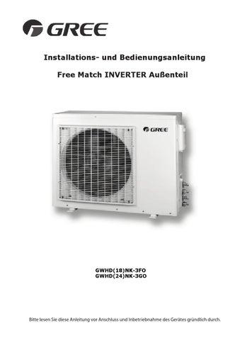 Instruction manual free match deutsch 2014 vollständig by Kusters ...