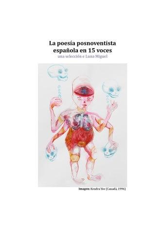 La poesía posnoventista española en 15 voces by Luna Miguel - issuu