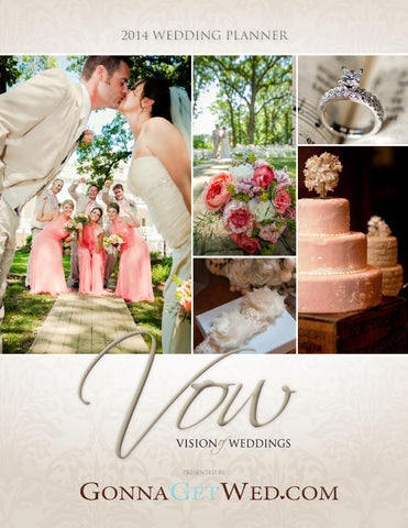 3a92e10aad9 2014 VOW - VISIONS OF WEDDINGS WEDDING PLANNER by Black Events ...