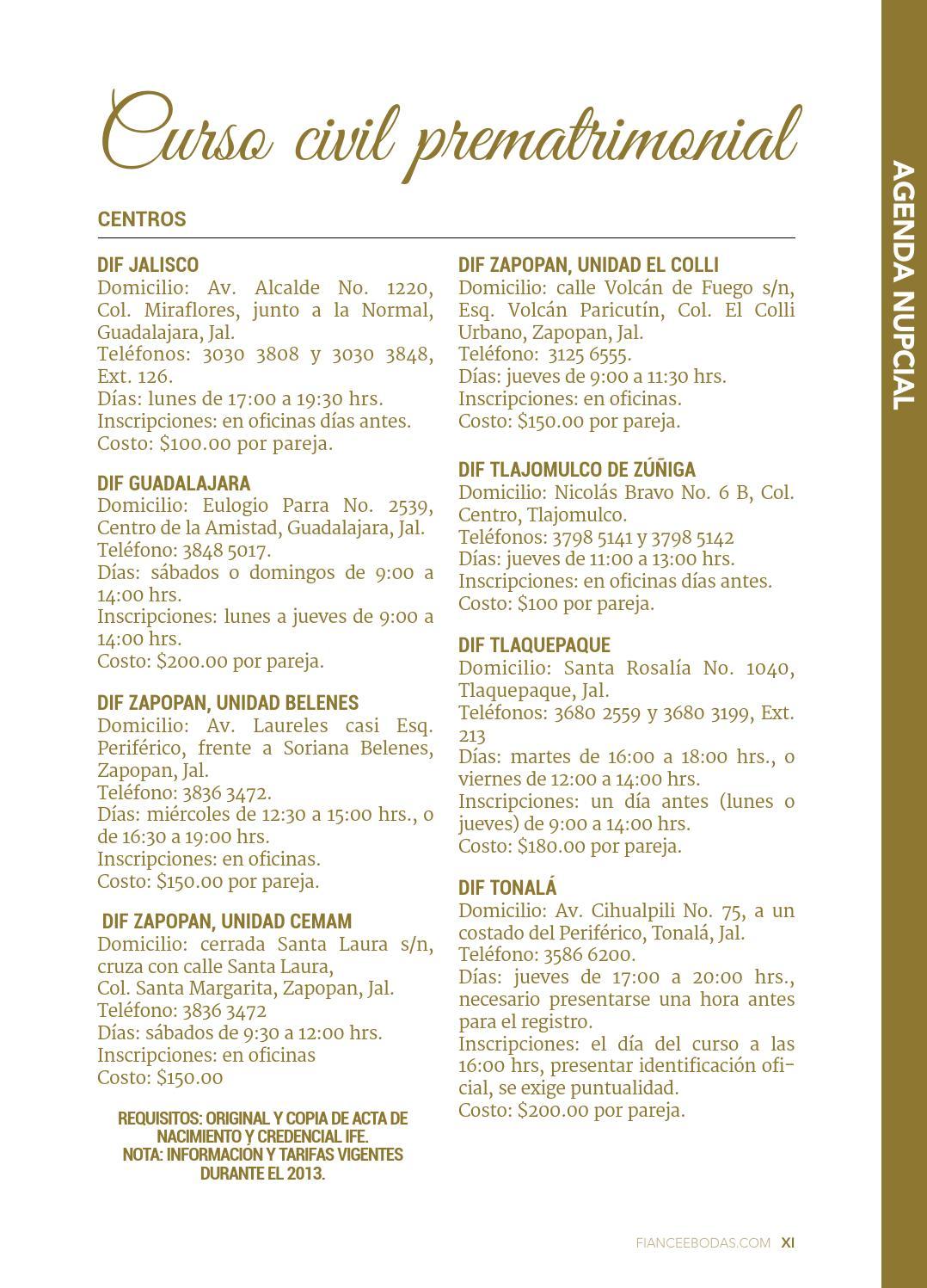 Directorio De Proveedores Enero 2014 By Fiancée Bodas