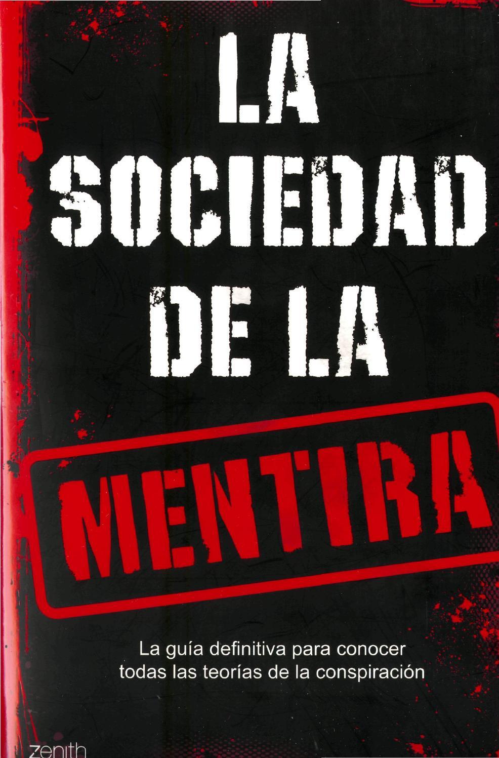 Lasociedaddelamentira by Librofilo - issuu