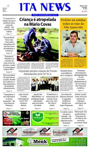 Jornal Ita News edição 765 by Ita News - issuu fdaf05f03d