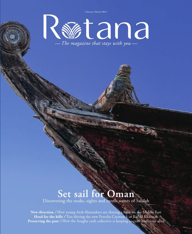 15dda5ad7 Rotana Magazine Jan 2014 by Rotana Magazine - issuu
