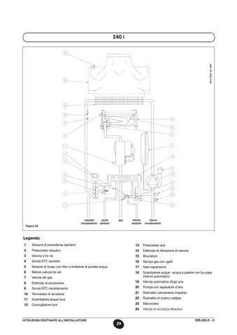 manuale luna 3 baxi by baxi spa issuu On baxi eco 3 manuale