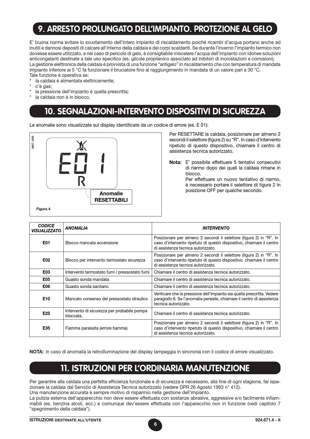 manuale eco 3 baxi by baxi spa issuu