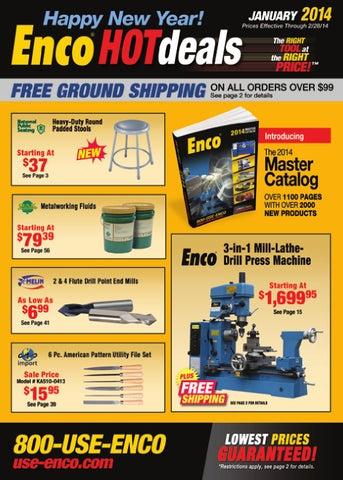 Enco January Hot Deals by Enco - issuu on