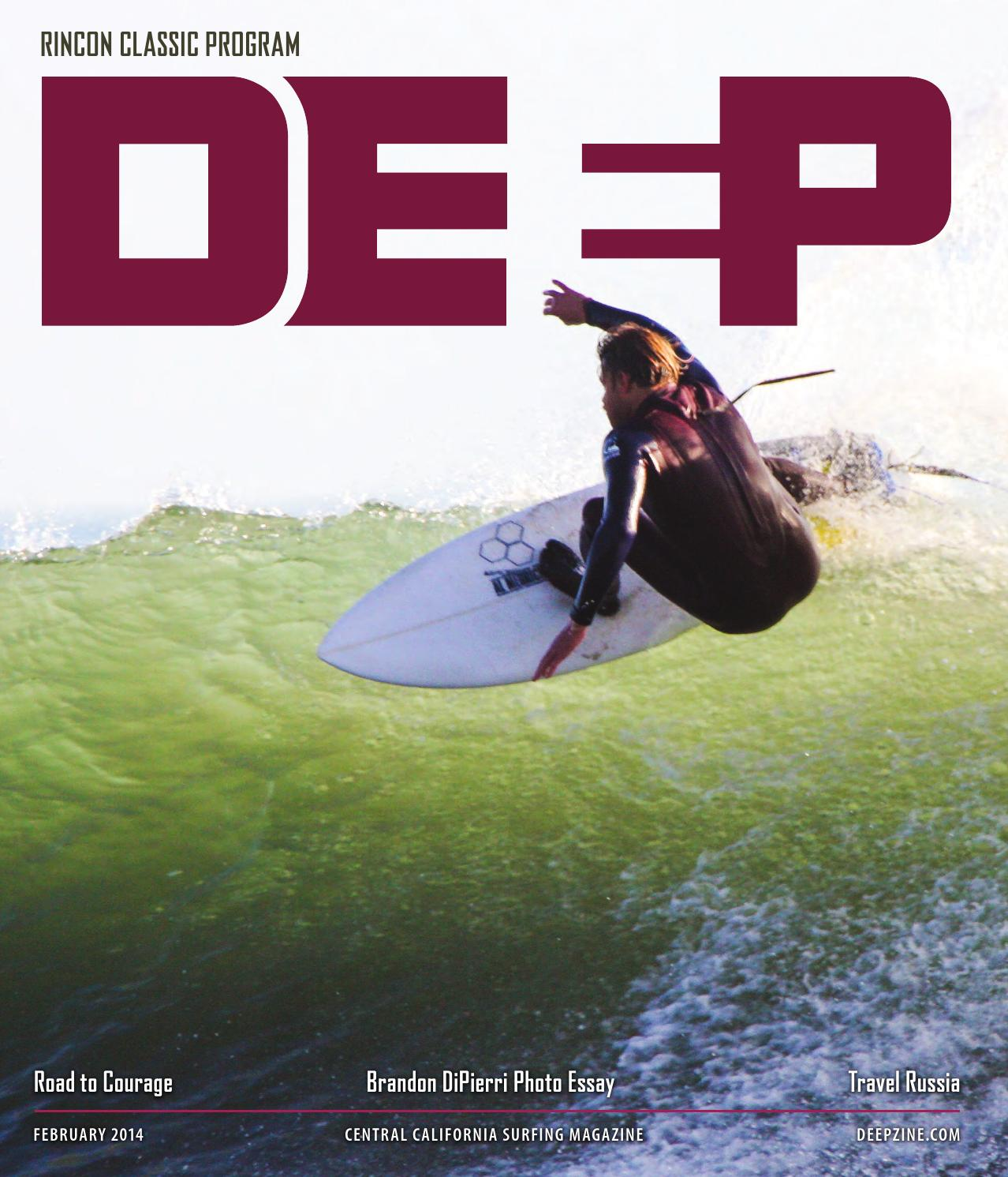 df332dfdd61 DEEP Surf Magazine January   February 2014 by DEEP Surf Magazine - issuu