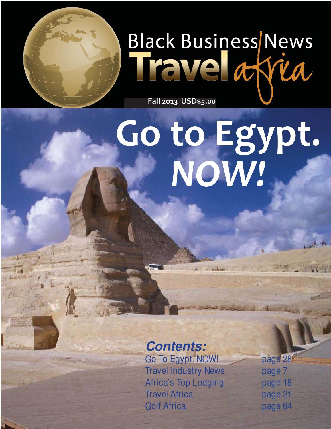 travel 2013 fall by black business news group issuu