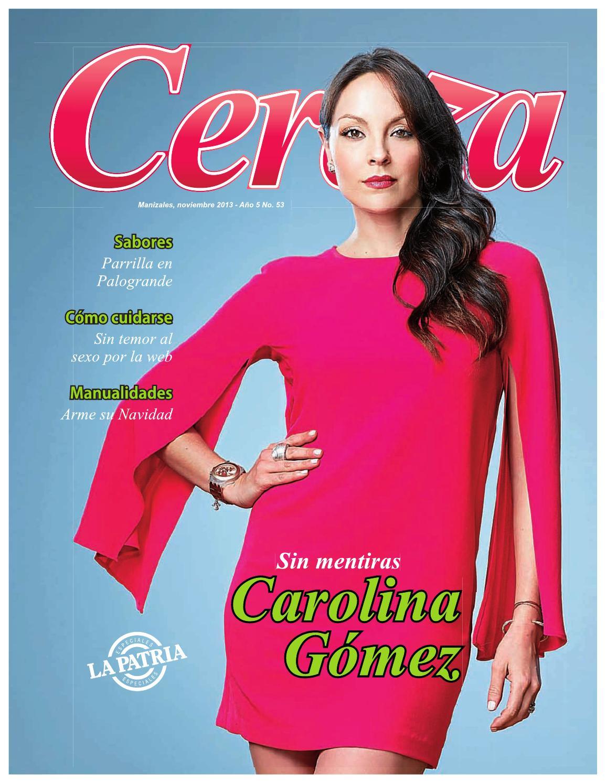 Revista Cereza de noviembre del 2014 by LA PATRIA - issuu