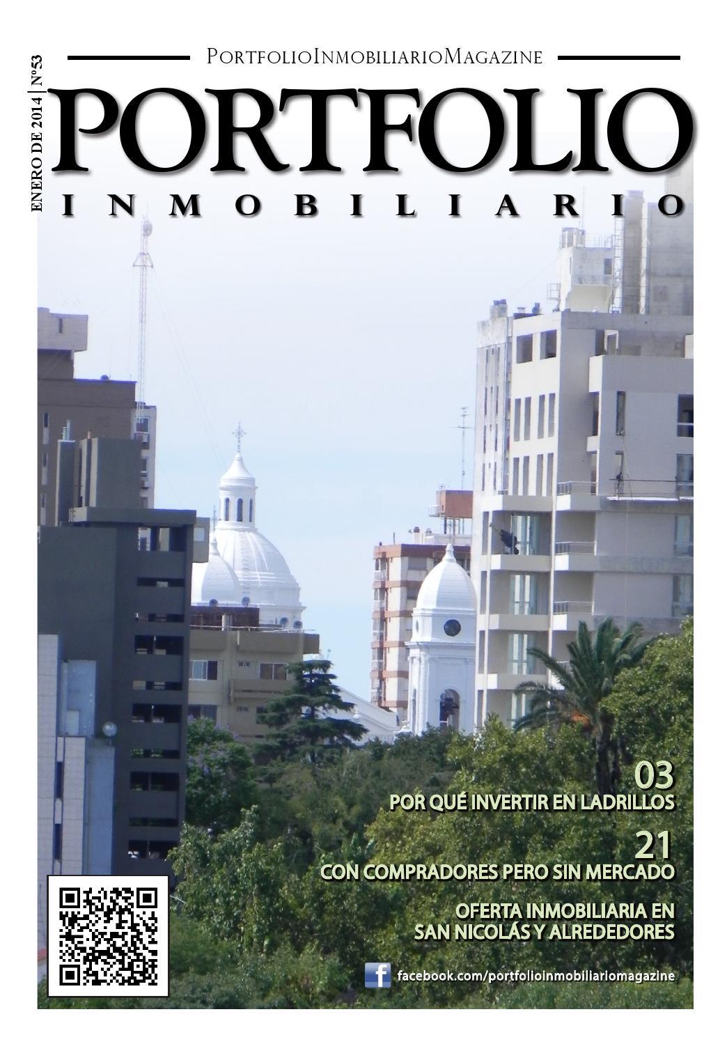 Famosos Portfolio inmobiliario enero 14 by PORTFOLIO INMOBILIARIO - issuu EO89