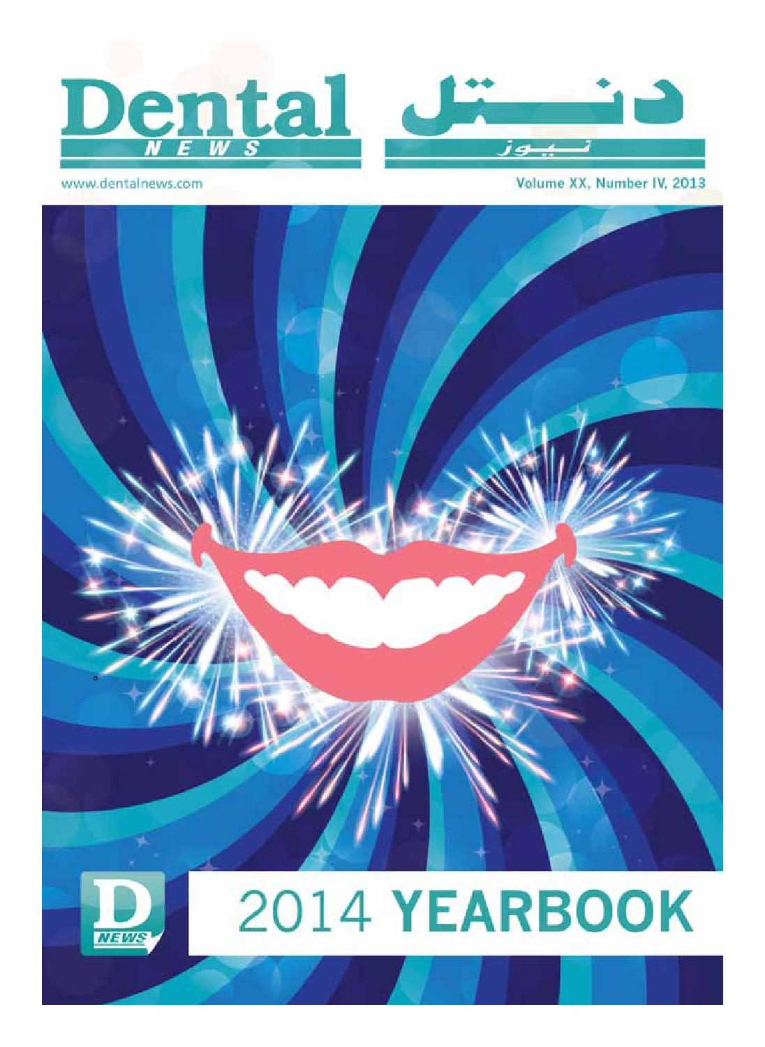 Dental News Yearbook 2014 by Dental News - issuu